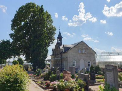 Neue Friedhofsordnung