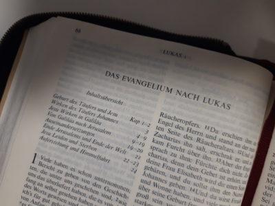 Bibelwoche online